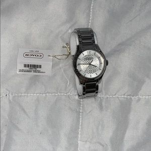 Coach Maddy Stainless Steel watch